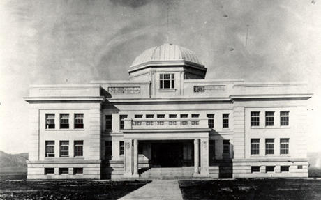 Owensmouth Grammar School was built in 1913.  Owensmouth High School held classes on the second floor..jpg